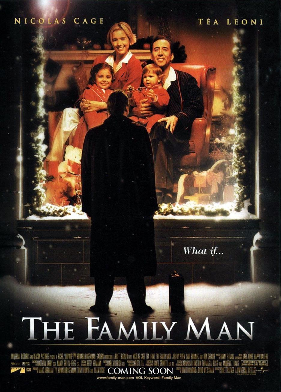 The Family Man kapak