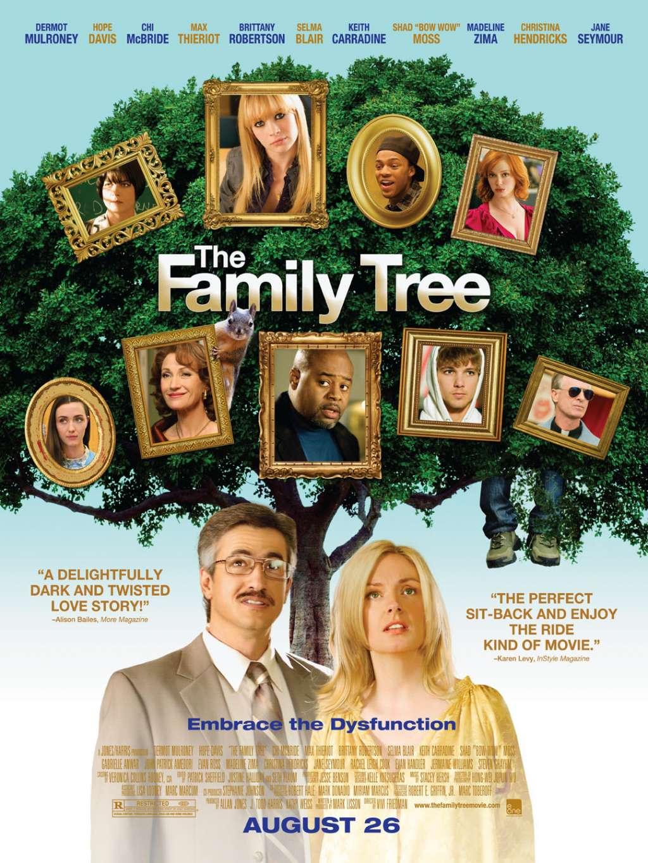 The Family Tree kapak