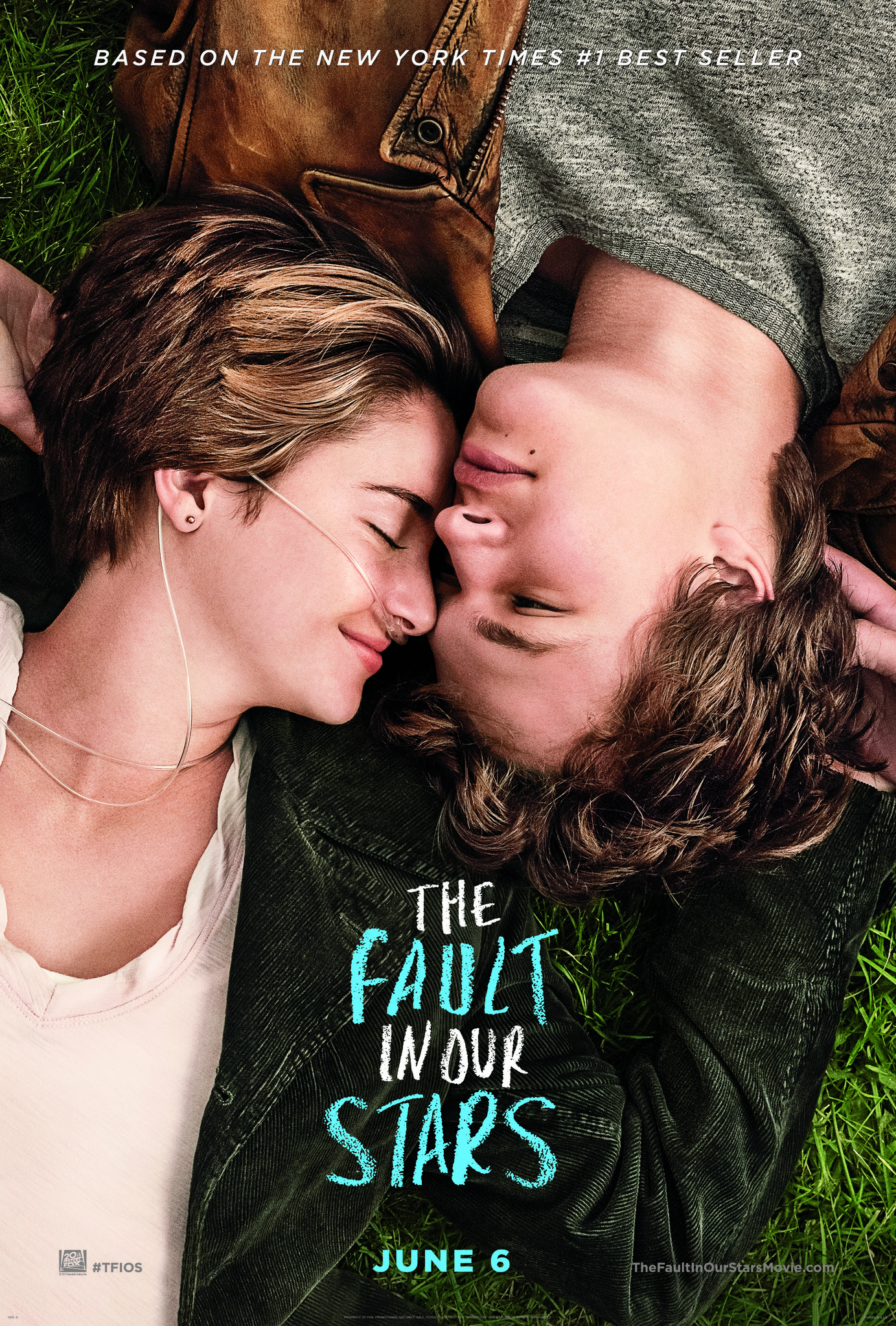 The Fault in Our Stars kapak