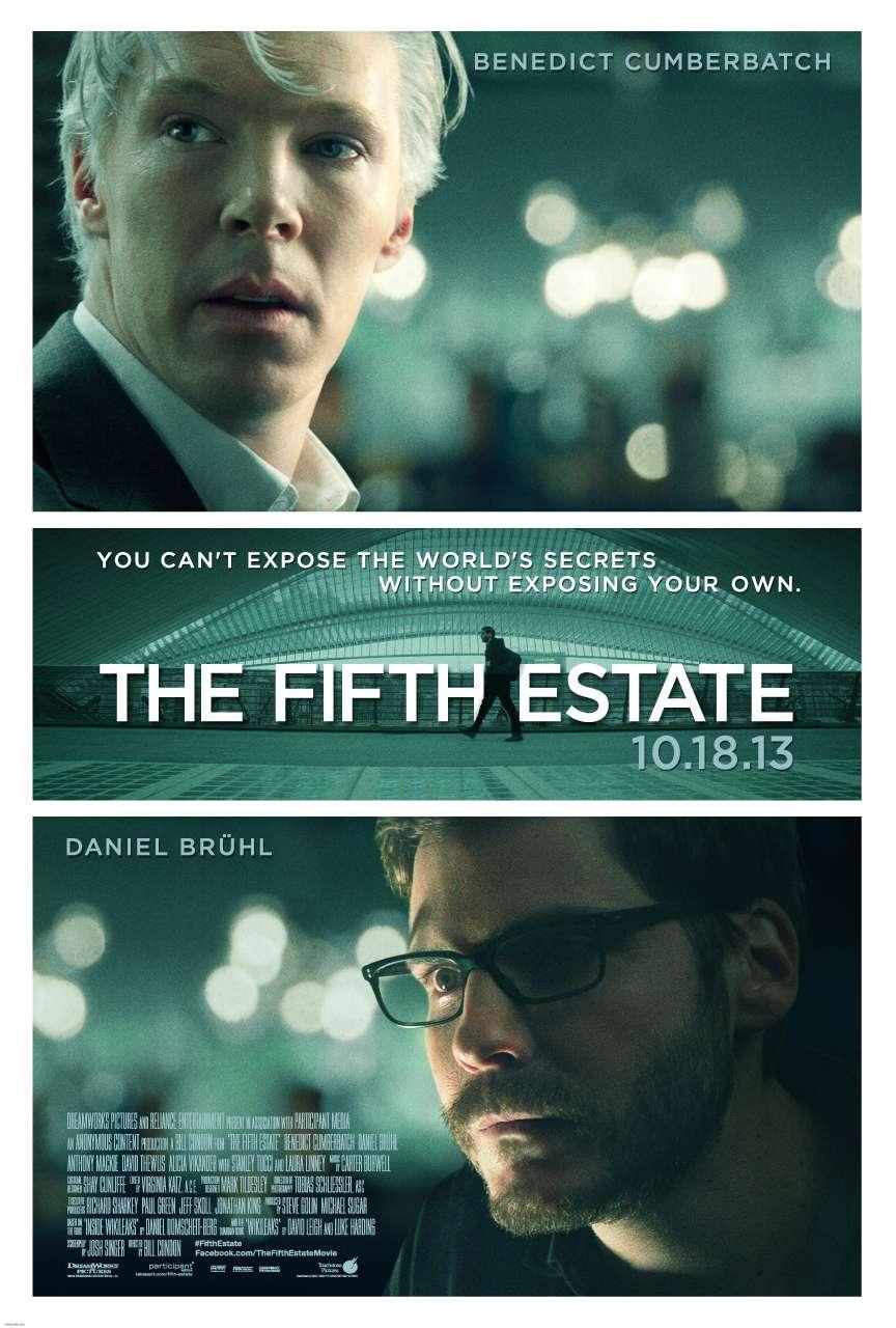 The Fifth Estate kapak