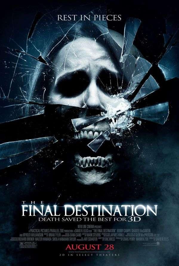 The Final Destination kapak