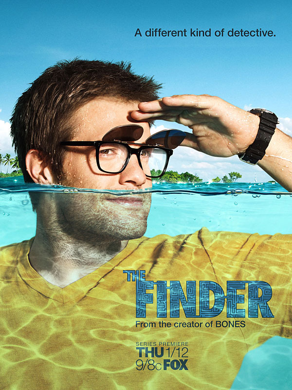 The Finder kapak