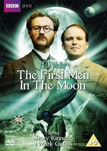 The First Men in the Moon kapak