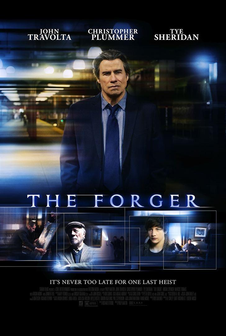 The Forger kapak