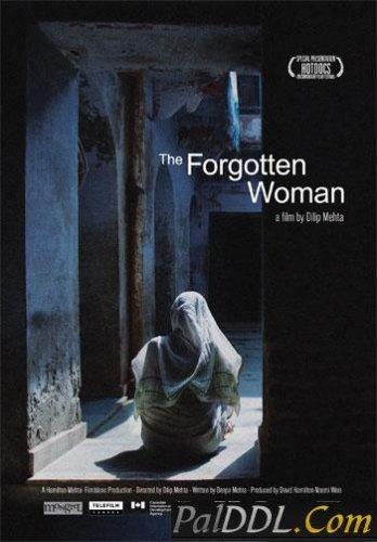 The Forgotten Woman kapak