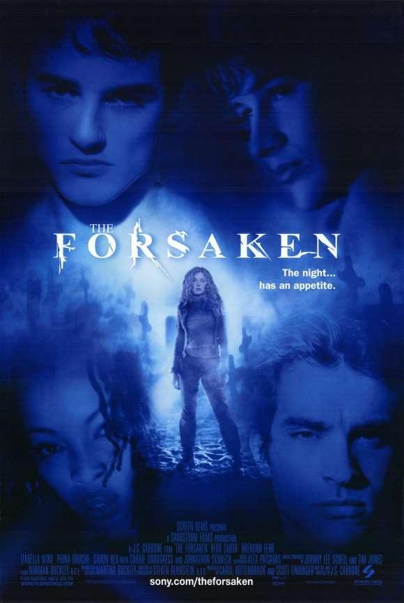 The Forsaken kapak