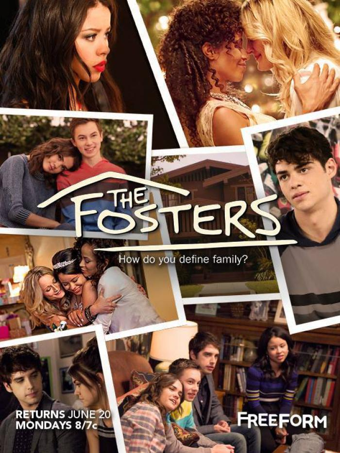 The Fosters kapak