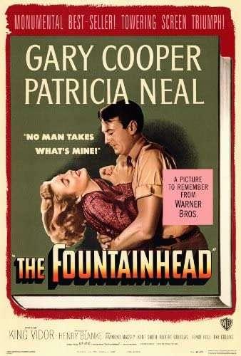 The Fountainhead kapak