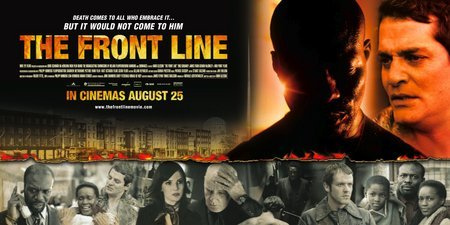 The Front Line kapak