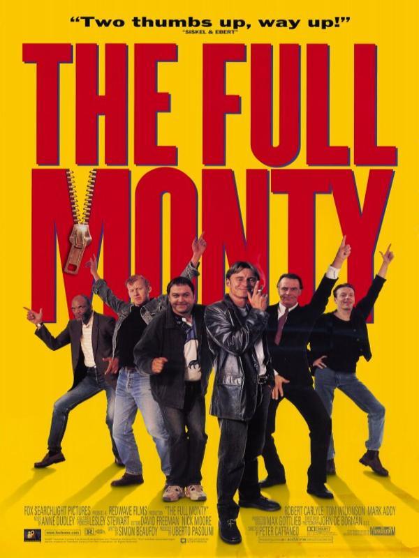 The Full Monty kapak