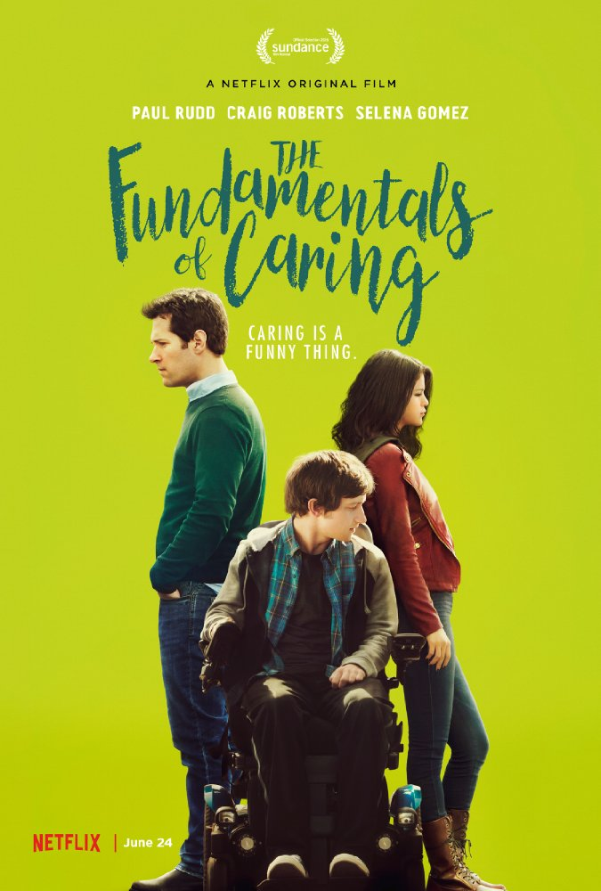 The Fundamentals of Caring kapak