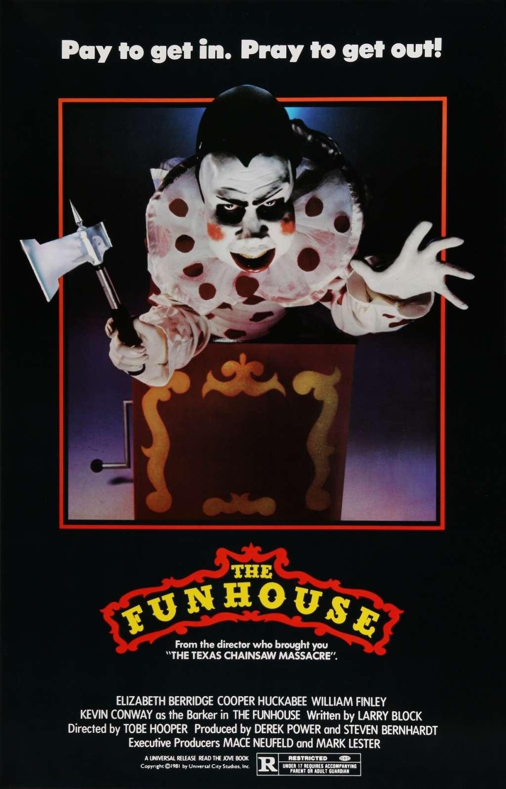 The Funhouse kapak
