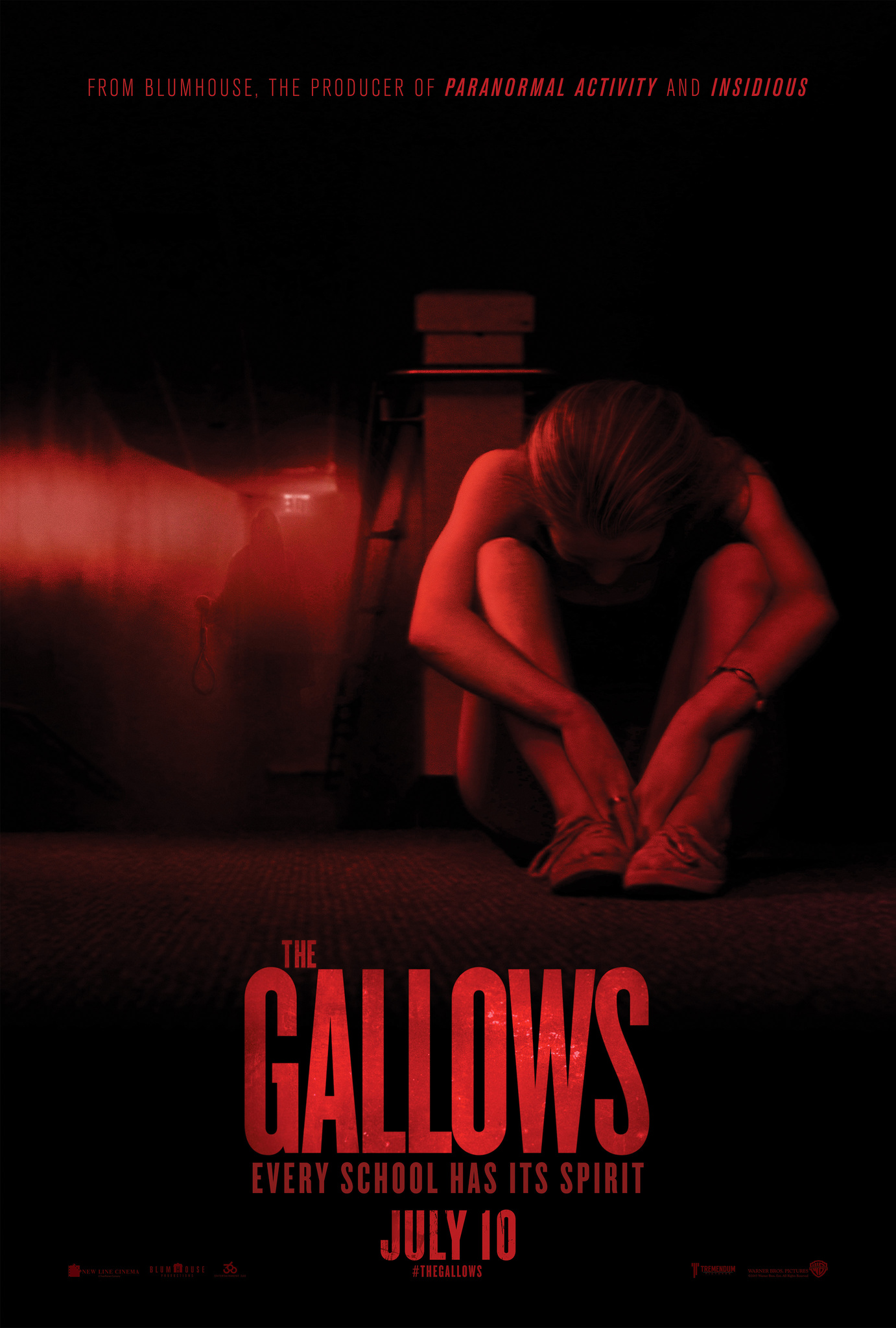 The Gallows kapak