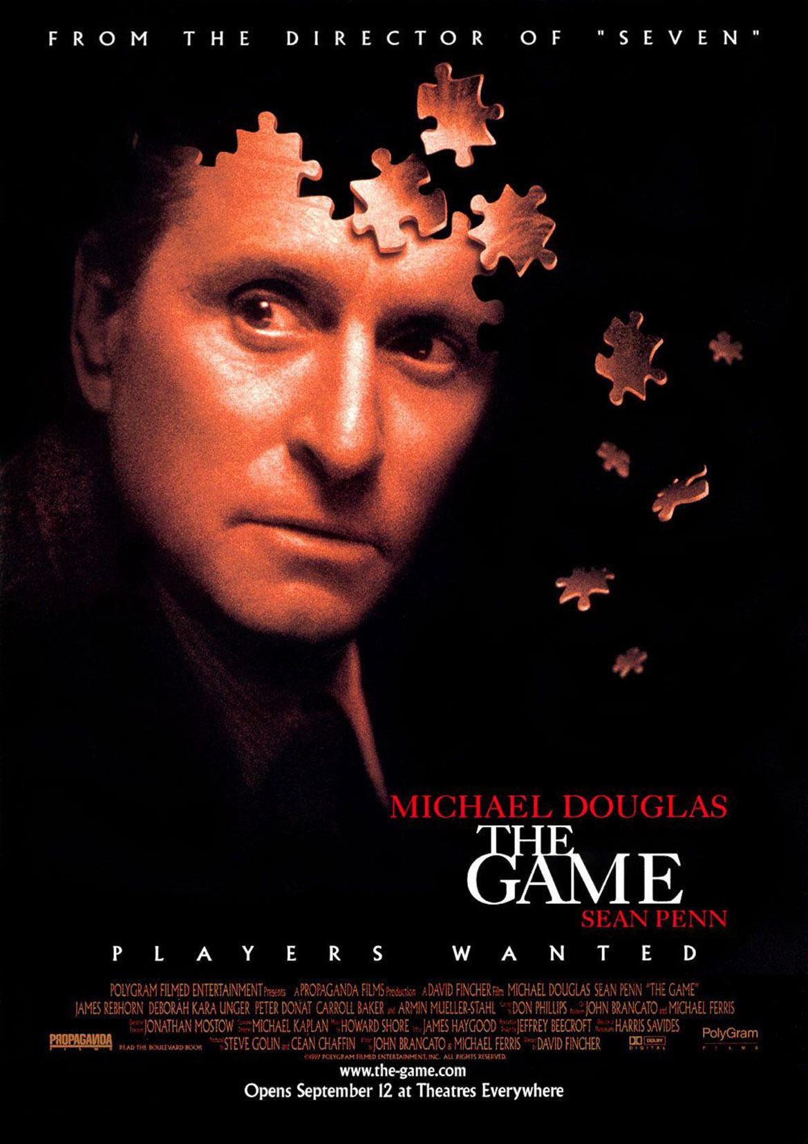 The Game kapak