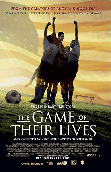 The Game of Their Lives kapak
