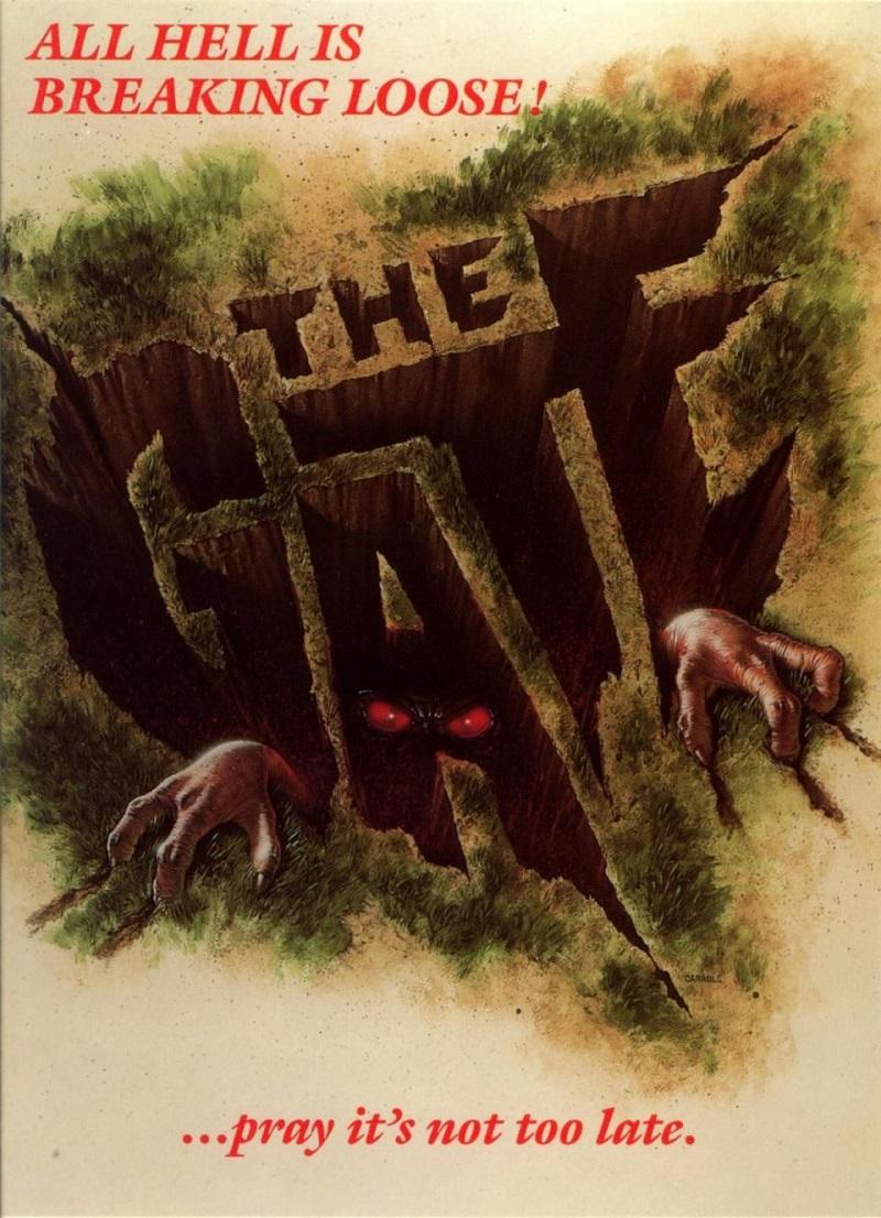 The Gate kapak