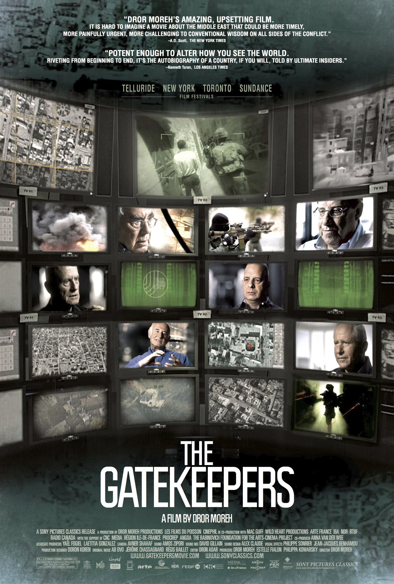 The Gatekeepers kapak