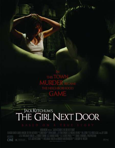 The Girl Next Door kapak