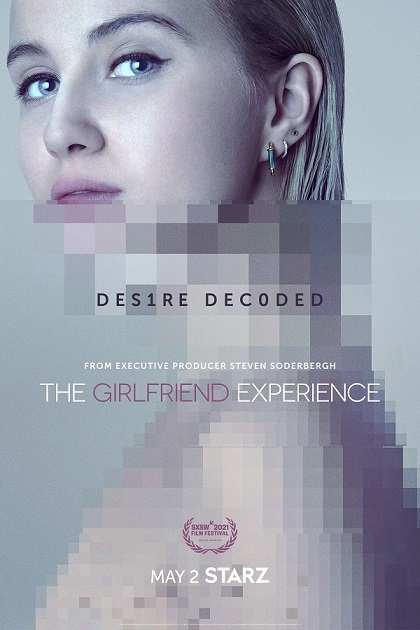 The Girlfriend Experience kapak