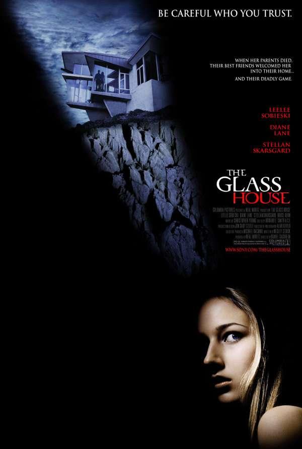 The Glass House kapak