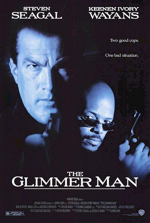 The Glimmer Man kapak