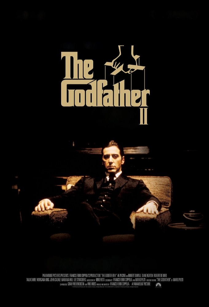 The Godfather: Part II kapak