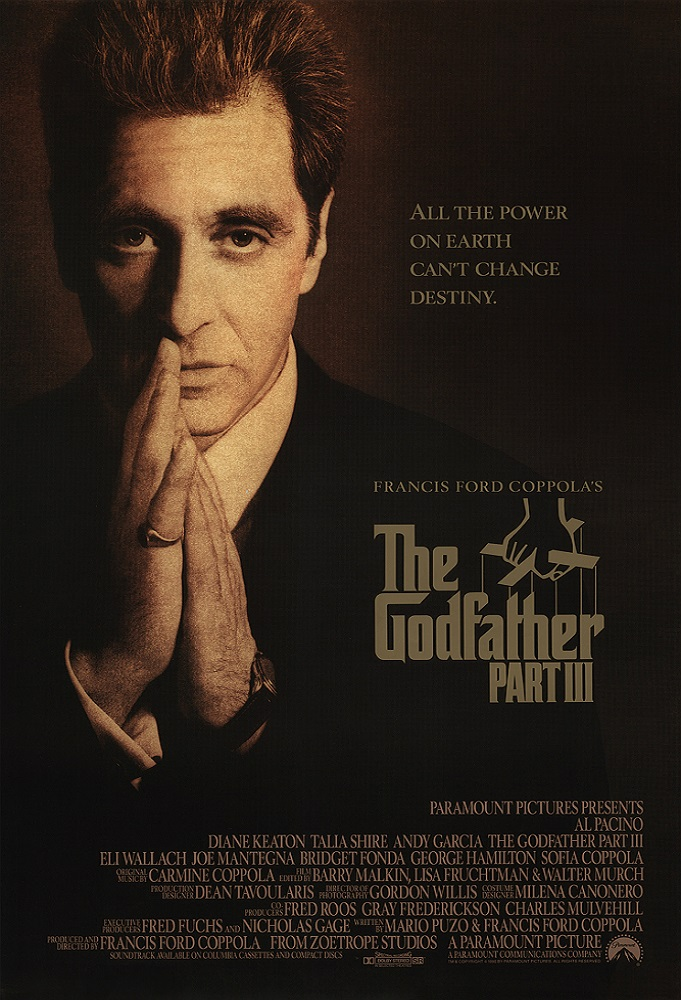 The Godfather: Part III kapak