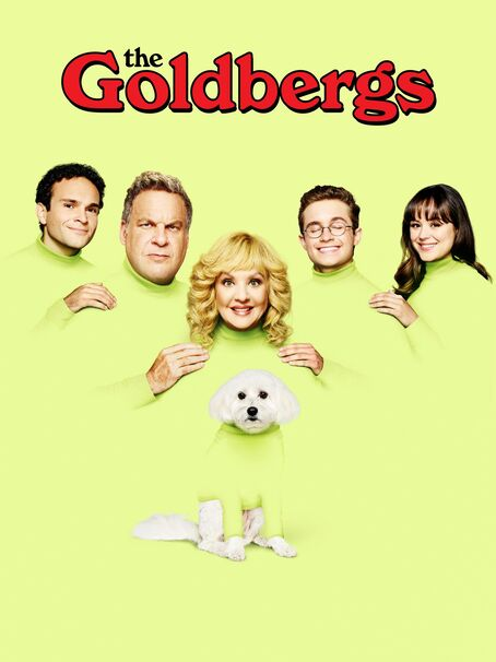 The Goldbergs kapak