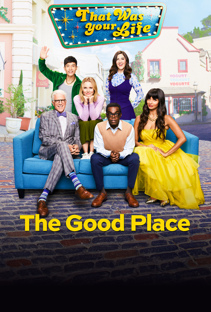 The Good Place kapak