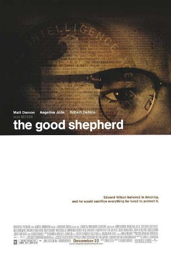 The Good Shepherd kapak