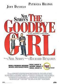 The Goodbye Girl kapak