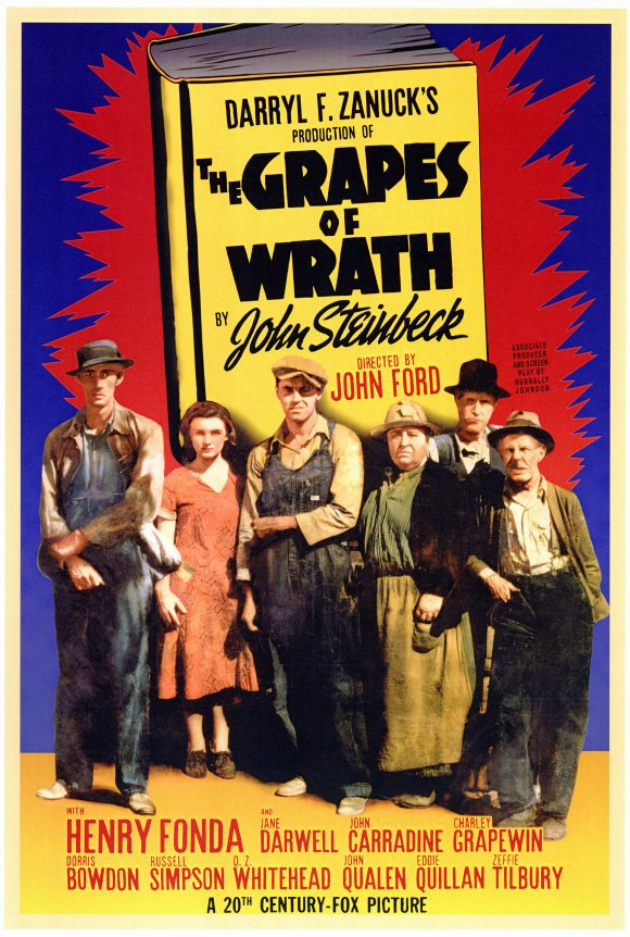 The Grapes of Wrath kapak