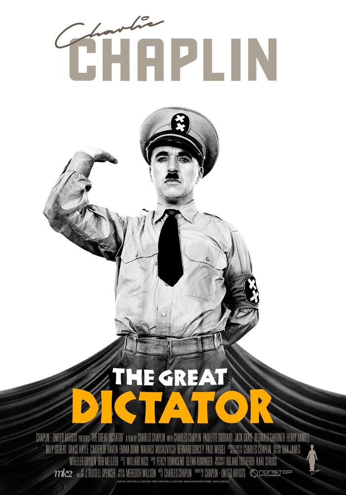 The Great Dictator kapak