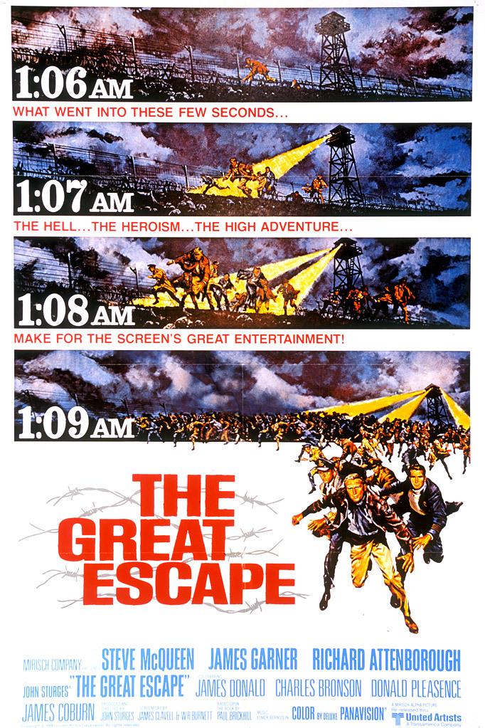 The Great Escape kapak