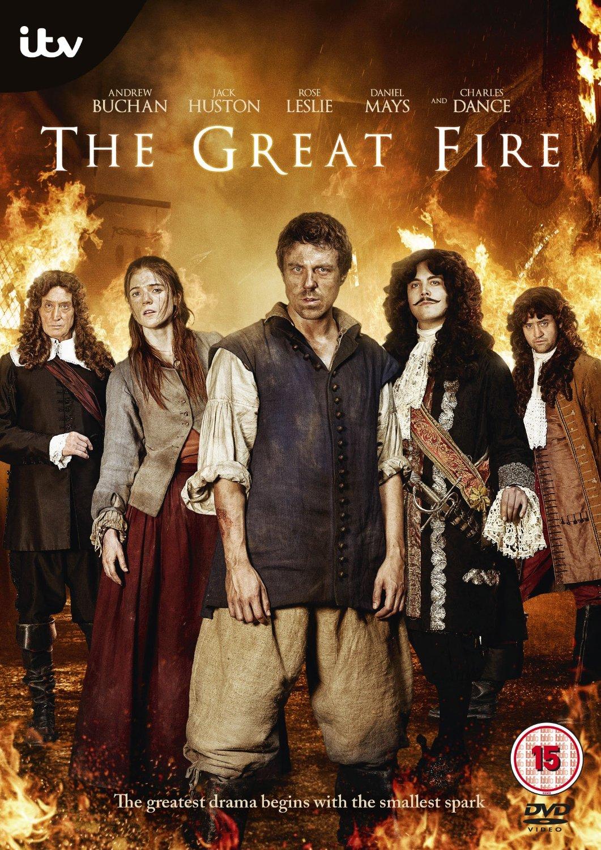 The Great Fire kapak