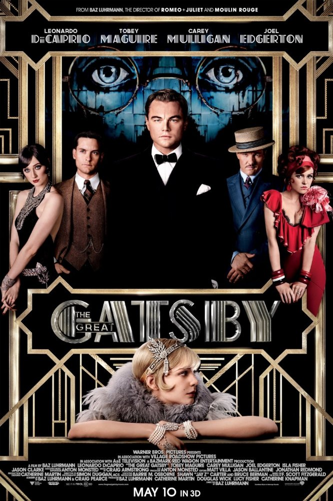 The Great Gatsby kapak