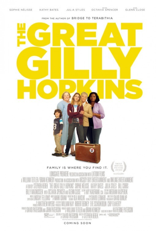 The Great Gilly Hopkins kapak