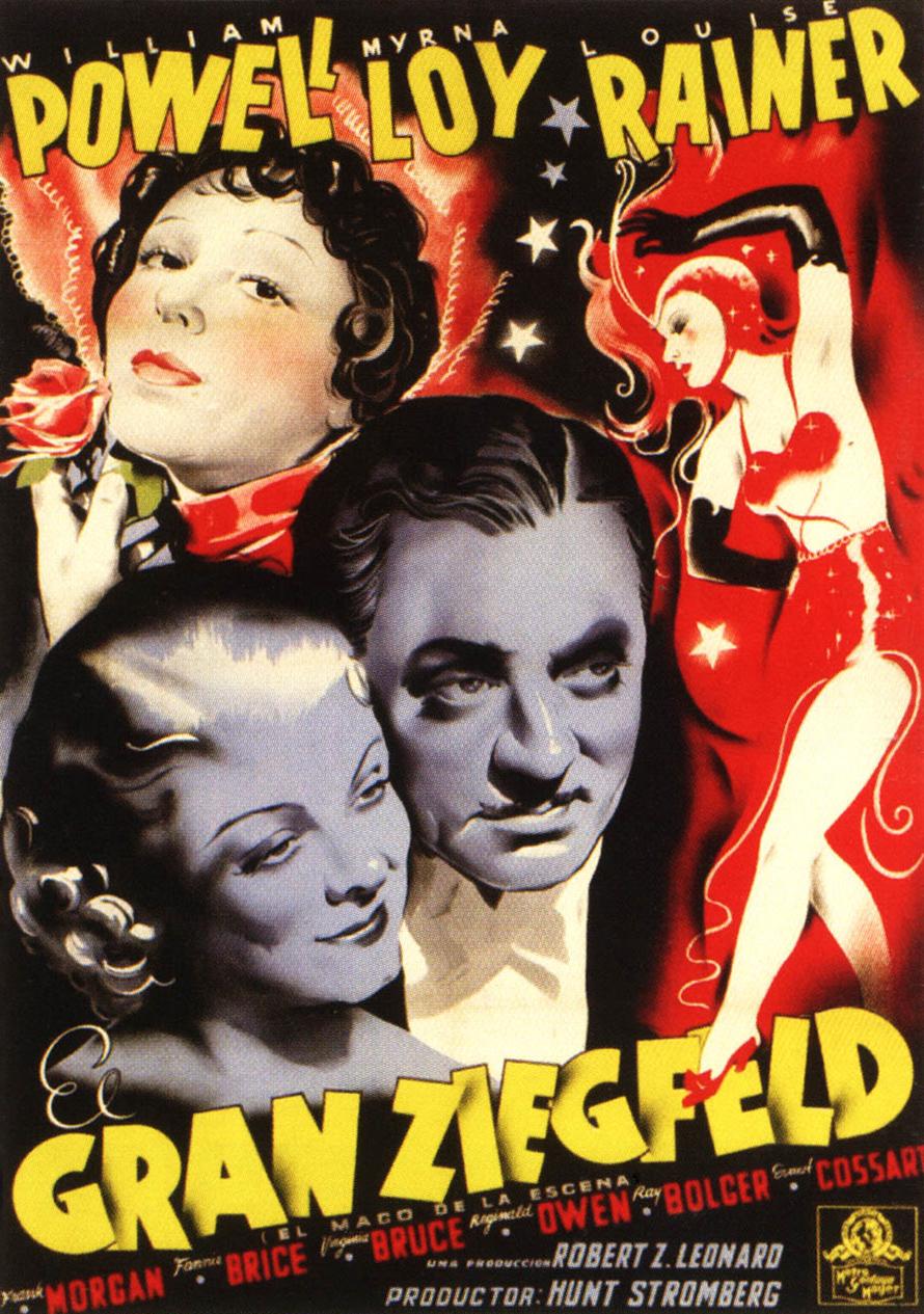 The Great Ziegfeld kapak
