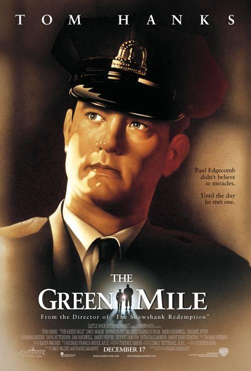 The Green Mile kapak