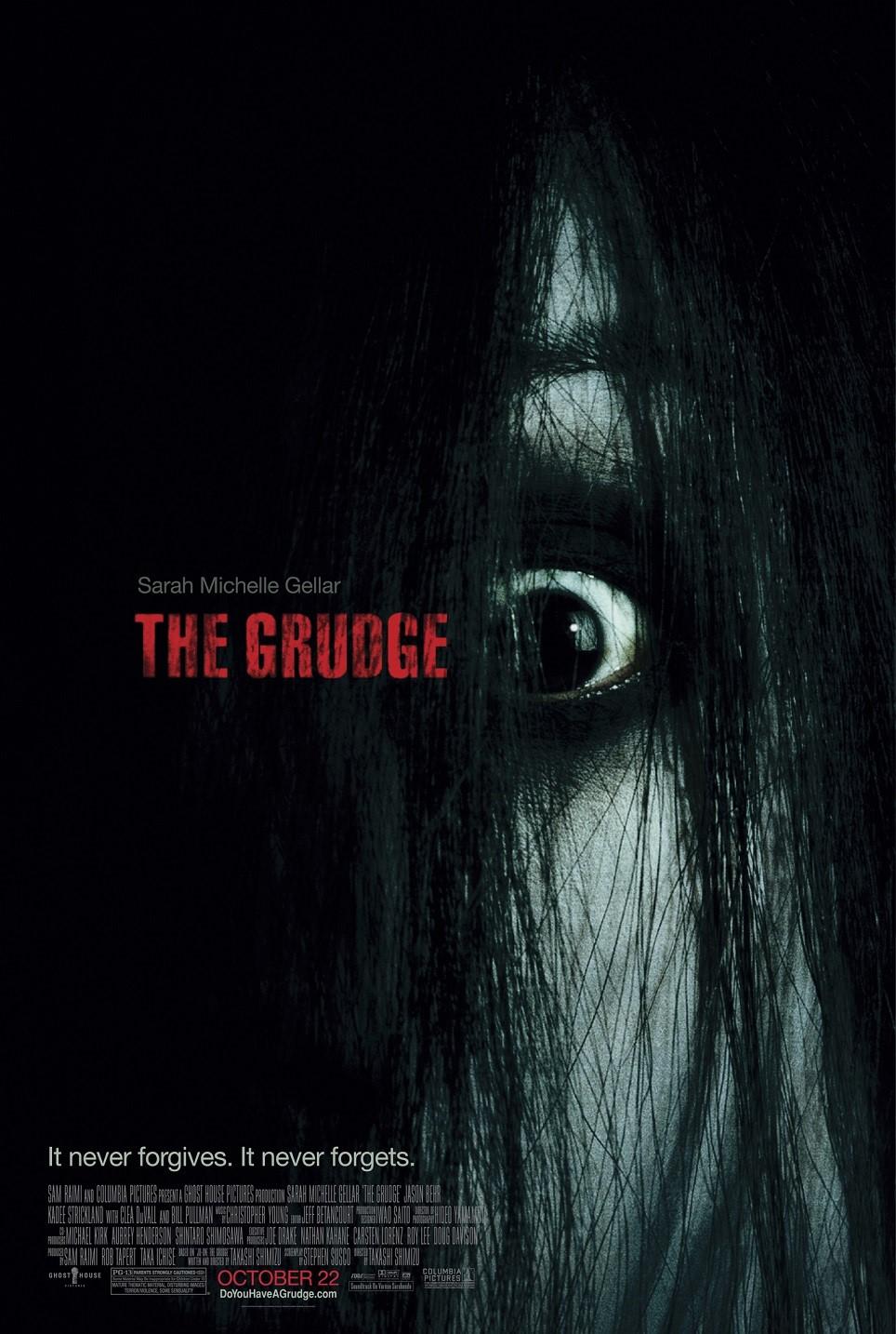 The Grudge kapak