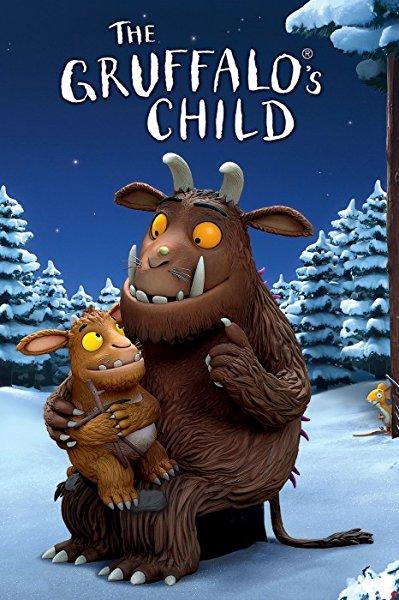 The Gruffalo's Child kapak