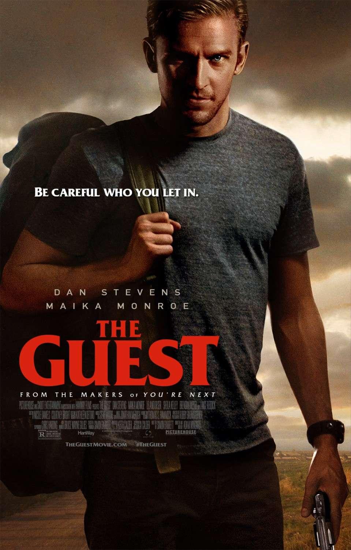 The Guest kapak