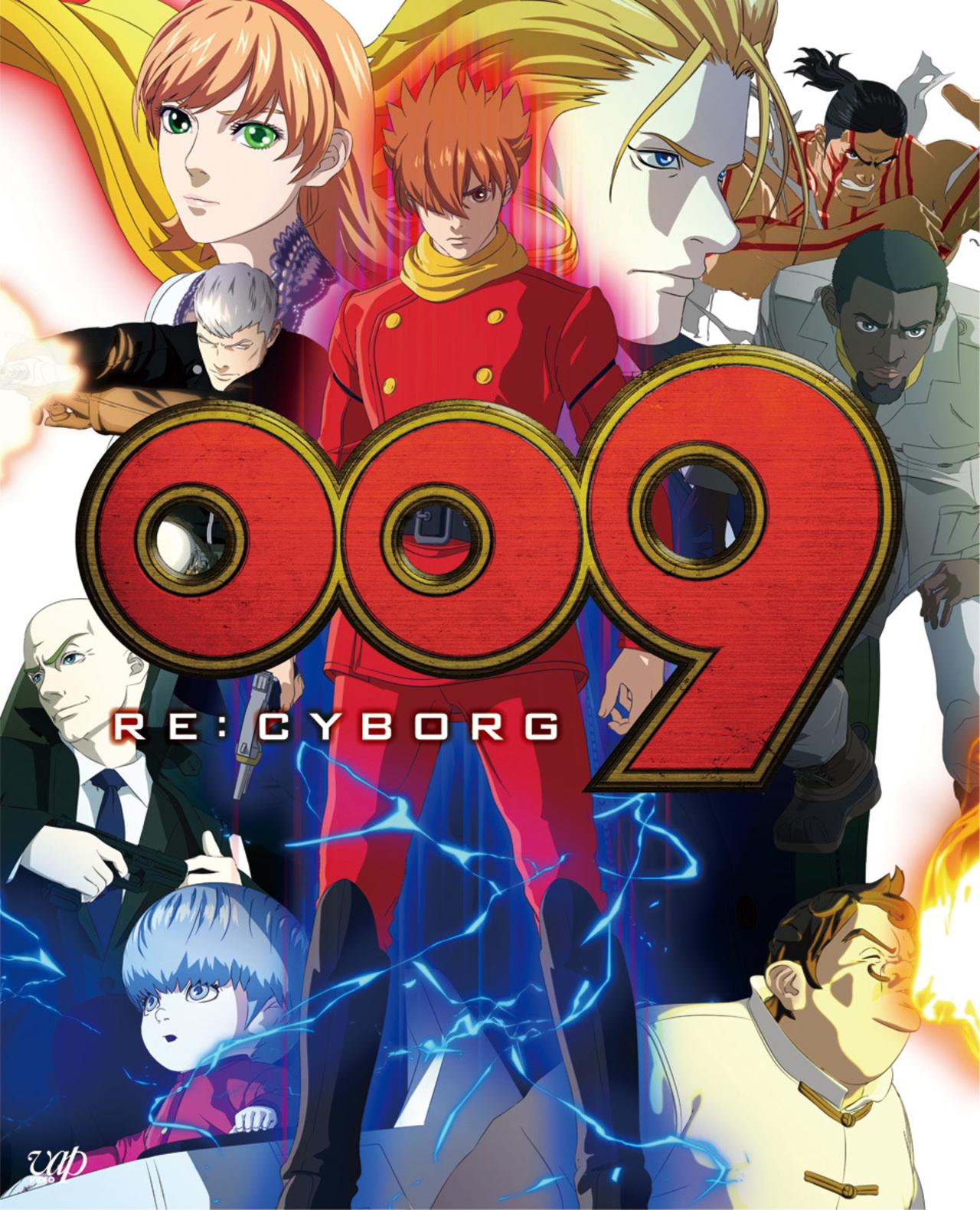 009 Re: Cyborg kapak