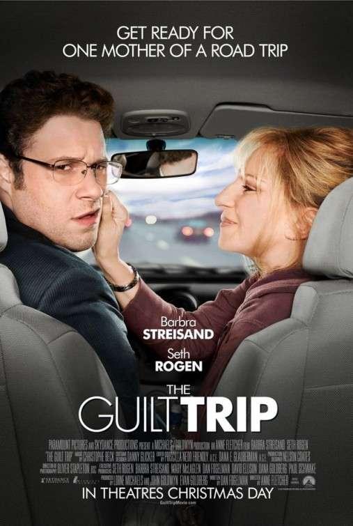 The Guilt Trip kapak