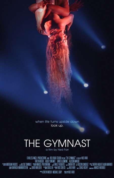 The Gymnast kapak