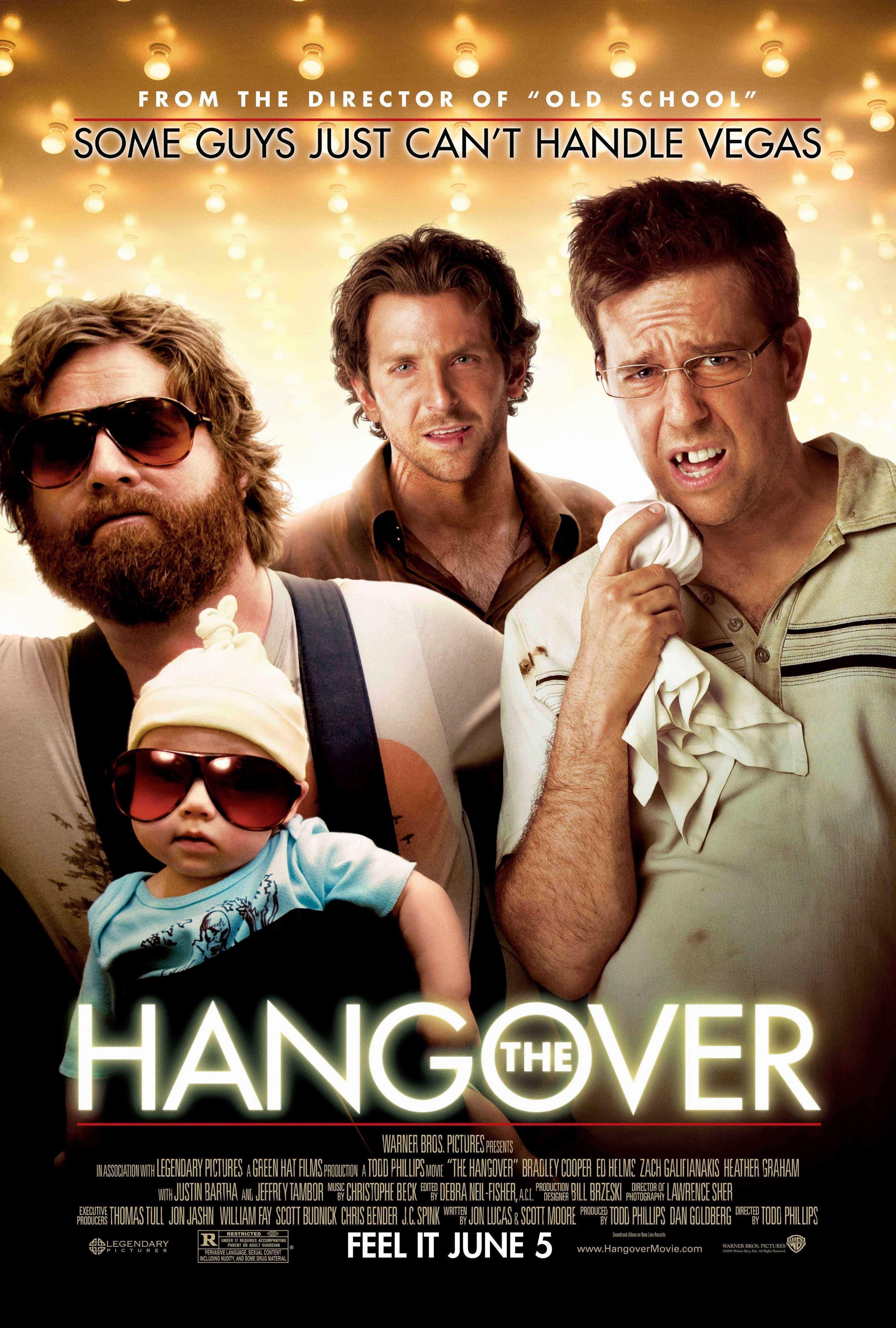 The Hangover kapak