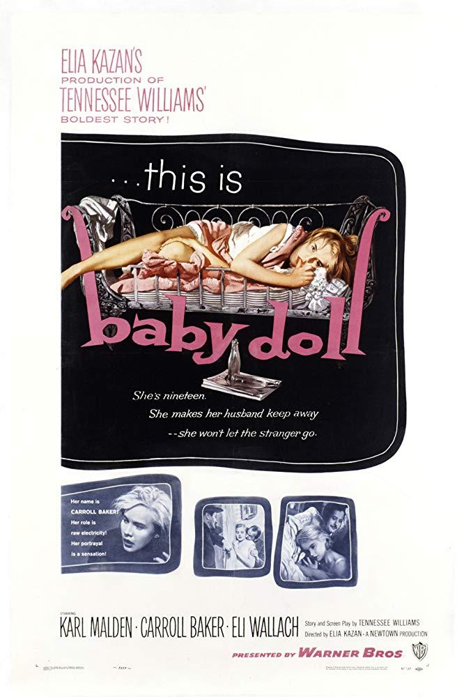 Baby Doll kapak