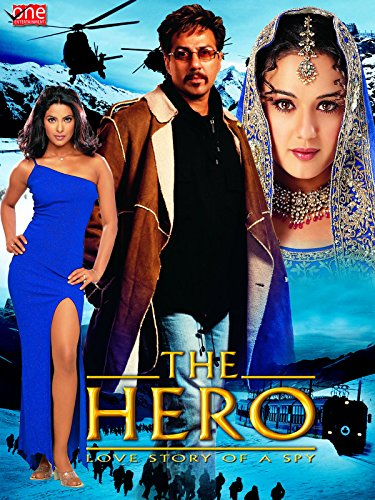 The Hero: Love Story of a Spy kapak