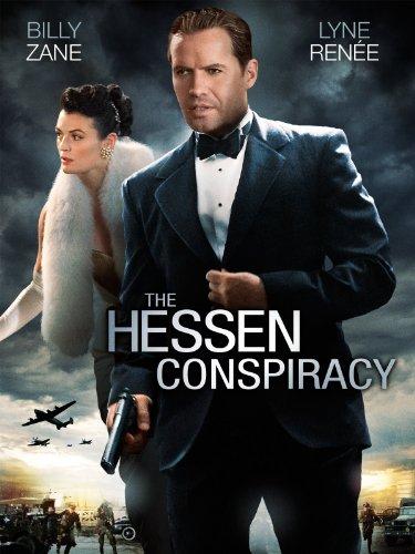 The Hessen Conspiracy kapak