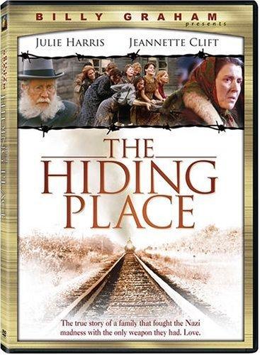The Hiding Place kapak